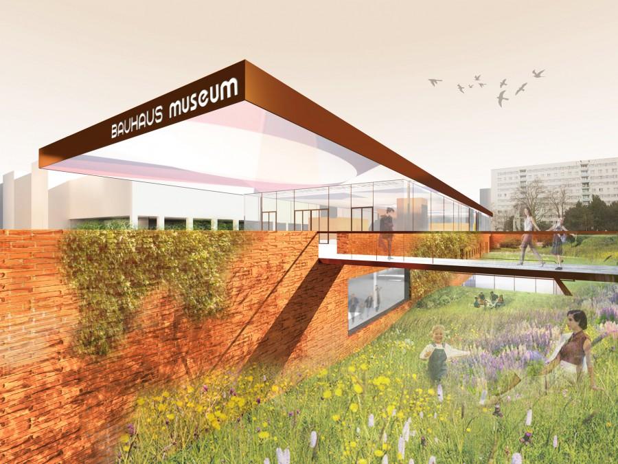 Bauhaus Museum Dessau competition